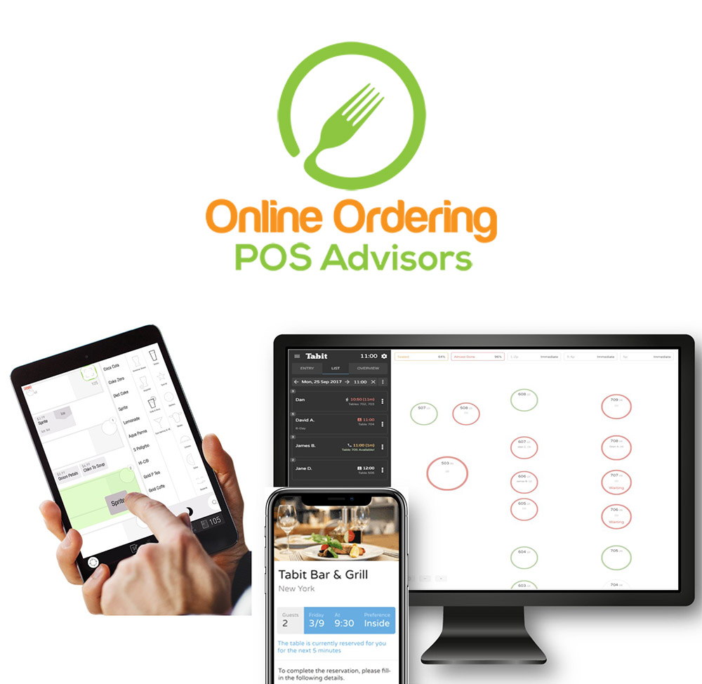 About Online Ordering Systems
